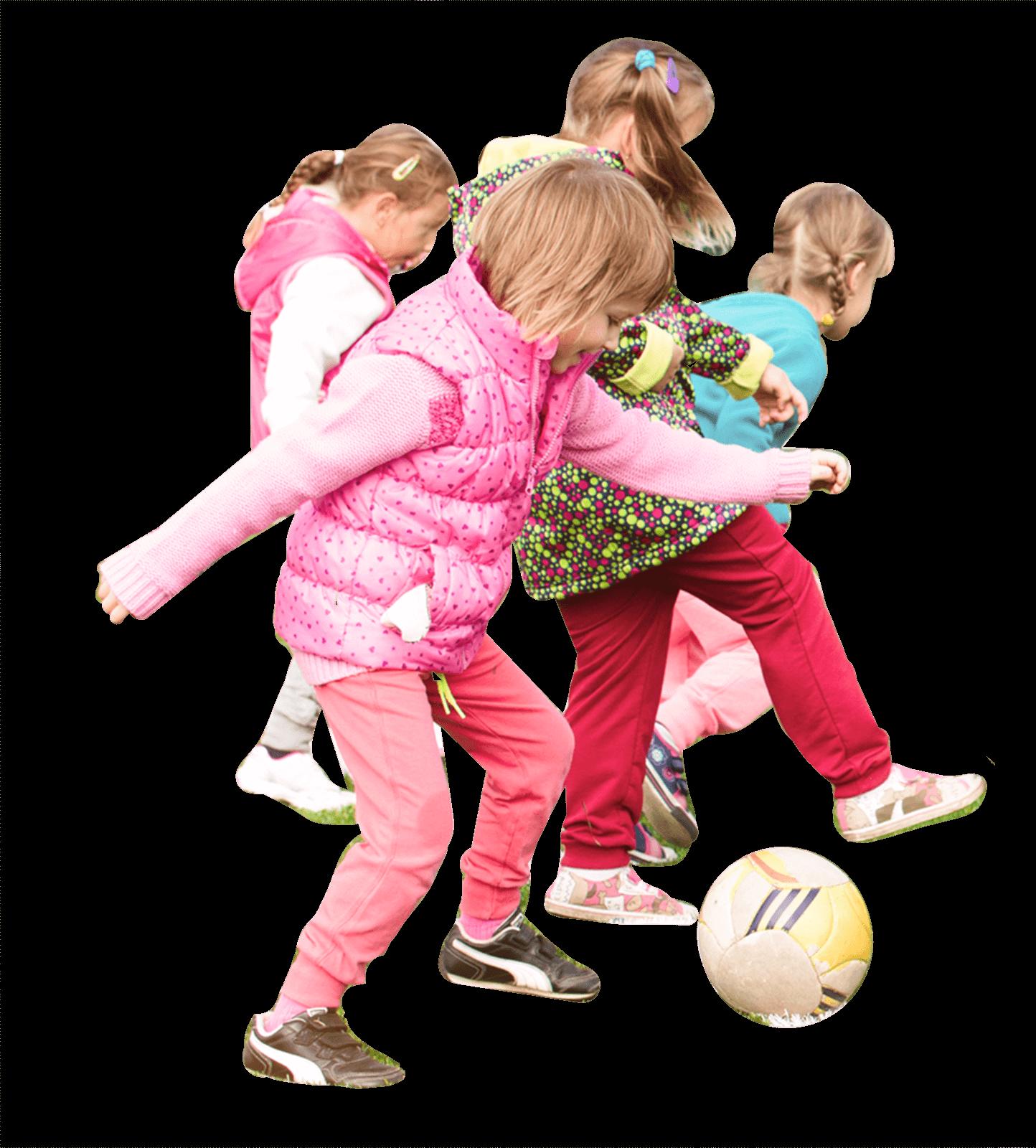 Aktives Ferienprogramm für Kinder - nicht nur mit Ballspiel