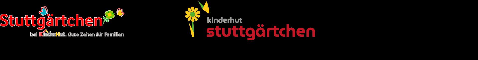 Logo-Vergleich der Kita Stuttgärtchen