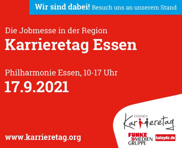Karrieretage in Essen, Düsseldorf und Stuttgart